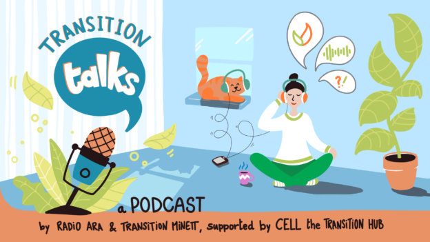 Deel vum Transition Talks Podcast